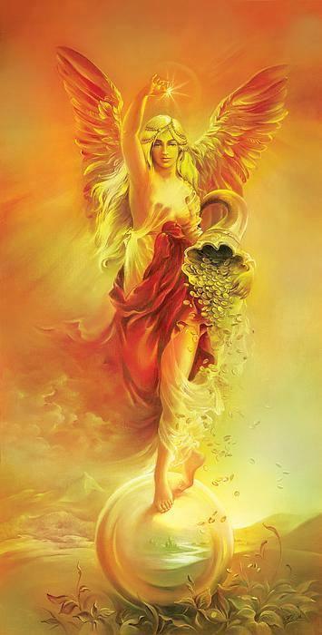 Anioł bogactwa – Belijja'al