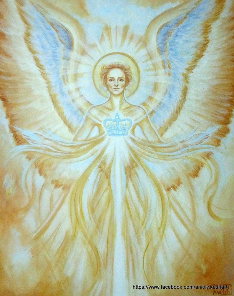 Anioł Wolności Finansowej – Vevaliah