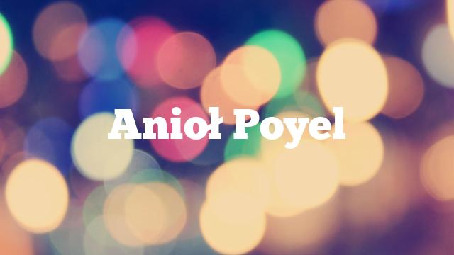 Anioł Poyel